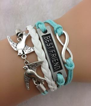 Купить браслеты best friend